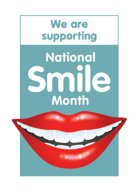 The Hull dentist at Manor Dental Health is proud to support National Smile Month